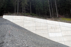 ICE Bleßberg Portal Nord und Süd
