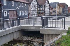 Brücke über den Saarbach in Holzhausen