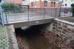 Brücke über die Lichtenau in Zella Mehlis